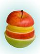 Segment fruit
