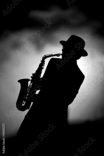 Photo  jazz sax