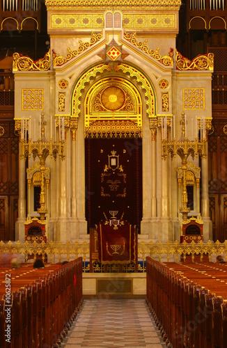 Synagogue Fototapeta