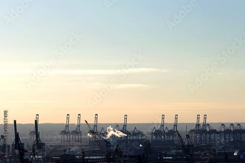 Photo  Hamburger Hafen