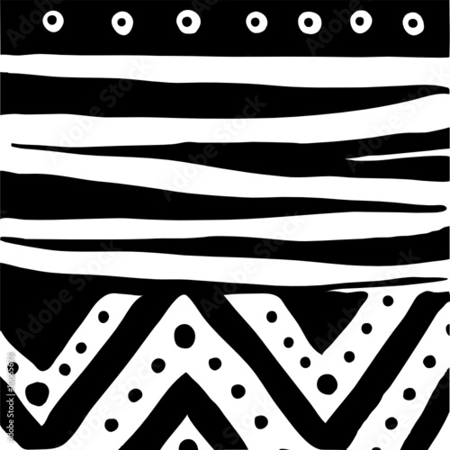 Ethno Muster vektor ethno muster illustration - buy this stock vector and explore