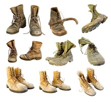 Building Boots Suitable Only For Work.