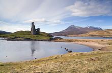 Castle In Assynt