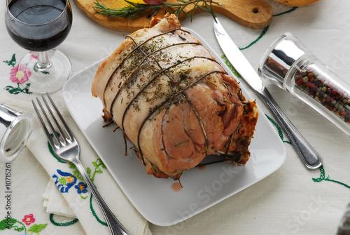 Photo Arista di maiale alla fiorentina - Secondi di Carne Toscana