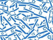Israelif Flag Collage
