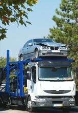 Transport Véhicule Accidenté