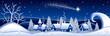 Blue Christmas Theme