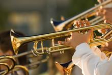 Gold Trombones