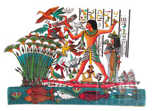 Egyptian Drawing