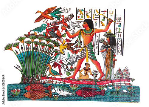 rysunek-egipski