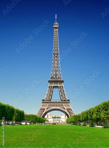 Papiers peints Paris Paris - La Tour Eiffel