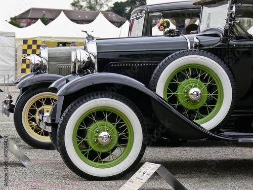In de dag Vintage cars Oldtimer 17