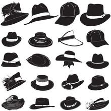 Fashion Hat Vector
