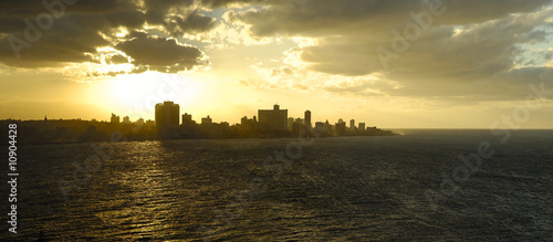 Havana skyline panorama