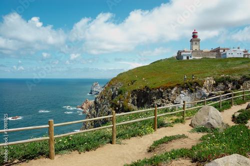 Foto auf AluDibond The lighthouse