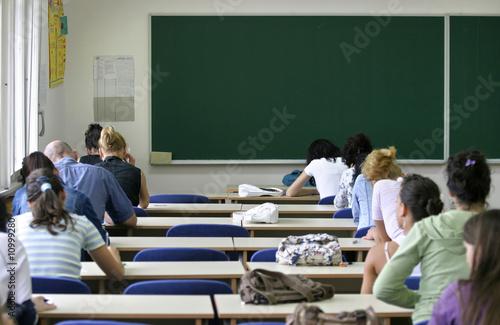 Fotografie, Obraz  students 200