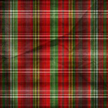 Ancient  Red-green Plaid