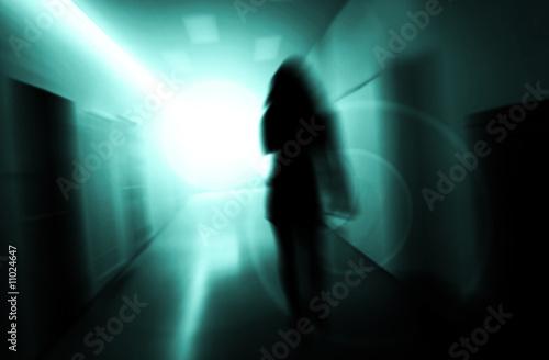 Fotografie, Obraz  psychic pressure
