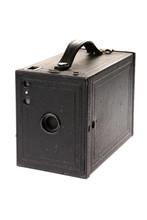 Vintage Film Box Camera