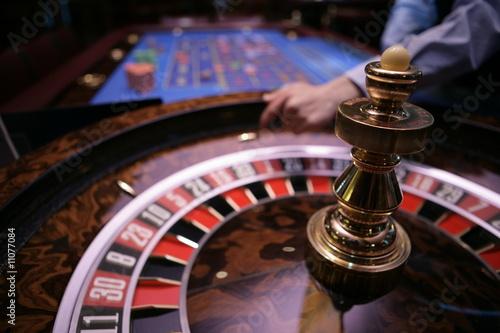 Fotografie, Obraz  casino