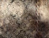 decorative silver background