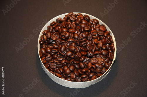 Wall Murals Coffee beans café