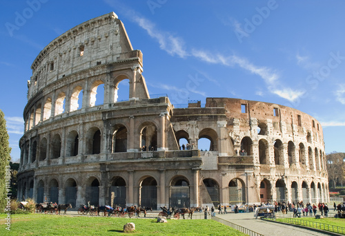 Canvas Prints Rome Colosseum, Rome