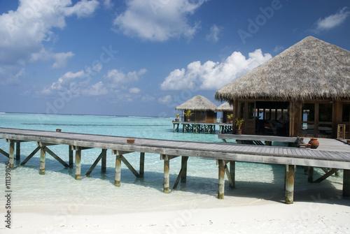 Foto op Aluminium Oceanië Meeru Island, Maldives