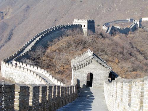 Fotografie, Obraz  Great Wall of China.