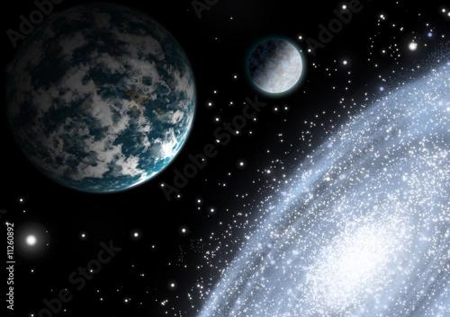 Fototapety, obrazy: Planet earth