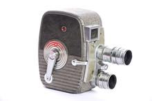 Retro 8mm Film Camera