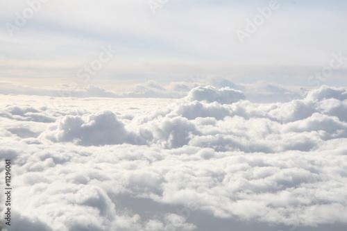 Foto  über den wolken 2