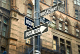 Fototapeta Nowy York - broadway