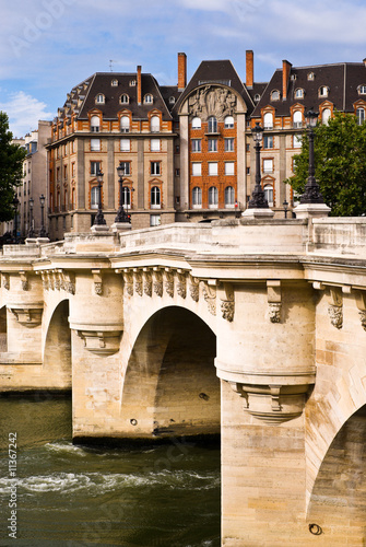 Bridge in Paris - 11367242