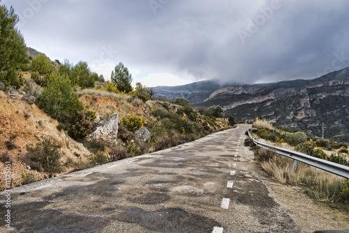 Photo  Lost highway