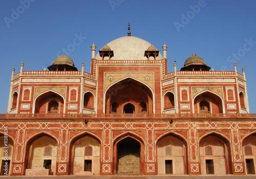 Printed kitchen splashbacks Delhi Humayun's Tomb