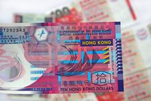 Ten Hong Kong Dollar Note