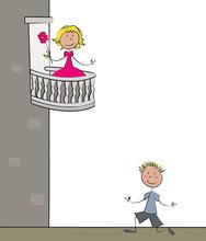 Enfant Roméo Et Juliette