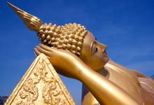 Buddha Wat Khao Lan Thom Thailand