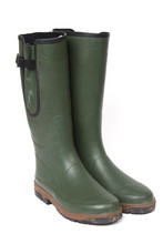 Mens Green Wellington Boots