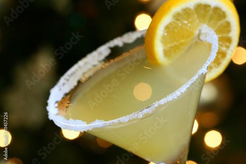 Láminas  Lemon Drop Martini