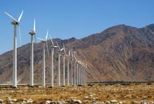 Wind Turbines In California