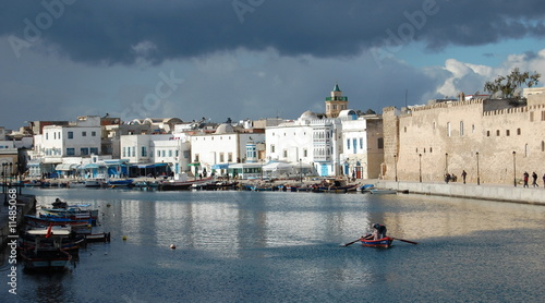 Photo sur Aluminium Tunisie port de bizerte