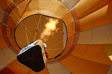 Hot Air Balloon Burner With Fl...