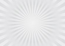 Hintergrund In Grau Mit Strahlen