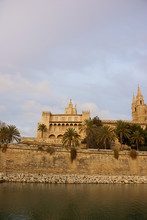 Almudania, Palacio Real De Palma