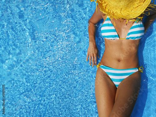 Fotografie, Obraz  Holiday relax