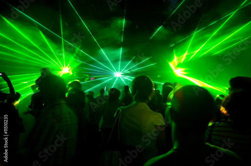 laser show #11510235