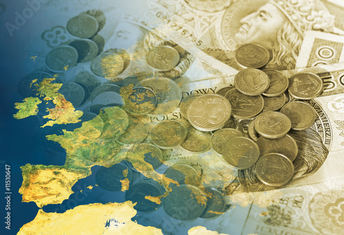 Europe and money #11510647