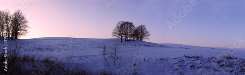 Winterlandschaft / Winter landscape @p(AS)ob